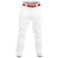 Rawlings Ace Relaxed Fit Pant - Youth - White / Red