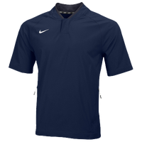 Nike Team Hot Jacket - Men's - Navy / Navy
