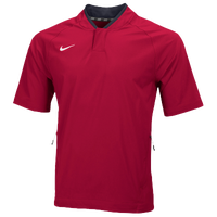 Nike Team Hot Jacket - Men's - Red / Red