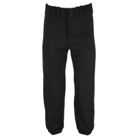Mizuno Select Belted Fastpitch Pant - Women's - All Black / Black