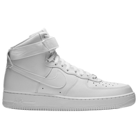 Nike Air Force 1 High - Men's - All White / White