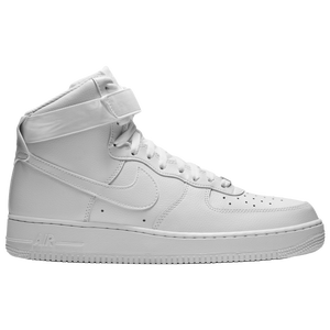 Nike Air Force 1 High - Men's - White/White