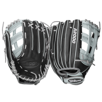 Wilson A2000 1275 Superskin Fastpitch Glove - Women's - Black / Grey