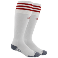 adidas Team Copa Zone Cushion III Socks - Men's - White / Red