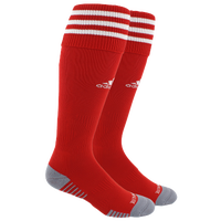 adidas Team Copa Zone Cushion III Socks - Men's - Red / White