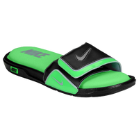 Nike Comfort Slide 2 - Men's - Light Green / Black