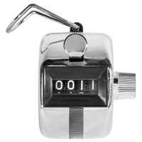 Franklin Pitch Counter - Silver / Black