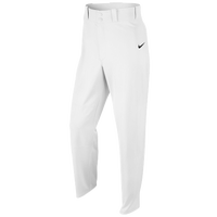 Nike Core DF Open Hem Baseball Pants - Men's - All White / White