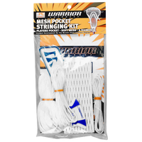 Warrior Hard Mesh String Kit - Men's