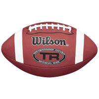 Wilson Team TR Official Waterproof Football - Men's - Brown / White