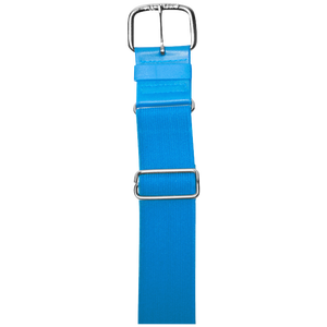 "All Star 1 1/2"" Elastic Uniform Belt - Columbia Blue"