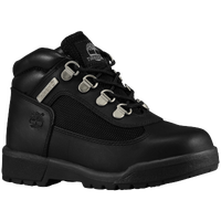 Timberland Field Boot - Boys' Preschool - All Black / Black