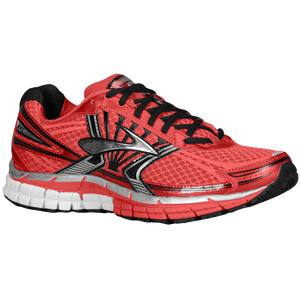 Brooks Adrenaline GTS 14 - Men's - High Risk Red/Black/Silver