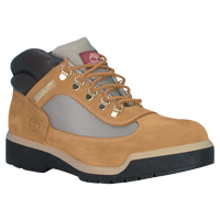 Timberland Field Boots - Boys' Toddler - Tan / Grey