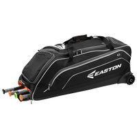 Easton E900W Wheeled Bat Bag - Black / White
