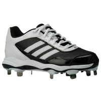 adidas Abbott Pro Metal 2 - Women's - Black / White