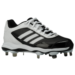 adidas Abbott Pro Metal 2 - Women's - Black/White/Black