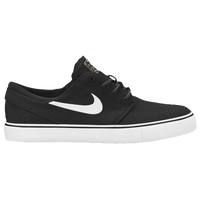 Nike SB Zoom Stefan Janoski - Men's - Black / White