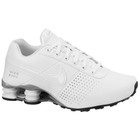 Nike Shox Deliver  - Boys' Grade School - White / Silver