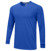 Nike Team All Purpose L/S T-Shirt - Men's - Blue / Blue