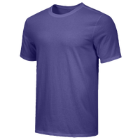 Nike Team All Purpose S/S T-Shirt - Men's - Purple / Purple