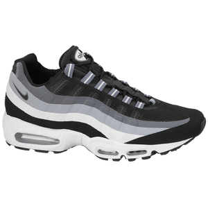 Nike Air Max 95 No Sew - Men's - Summit White/Anthracite/Wolf Grey/Cool Grey