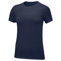 Nike Team All Purpose S/S T-Shirt - Women's - Navy / Navy