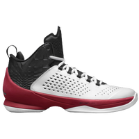 Jordan Melo M11 - Men's - White / Black
