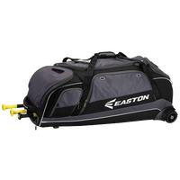 Easton E900C Wheeled Catcher's Bag - Black / Grey