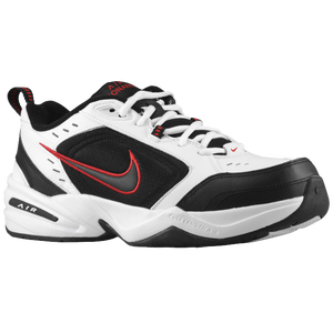 Nike Air Monarch IV - Men's - White/Black