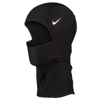 Nike Pro Hyperwarm Hood - Adult - All Black / Black