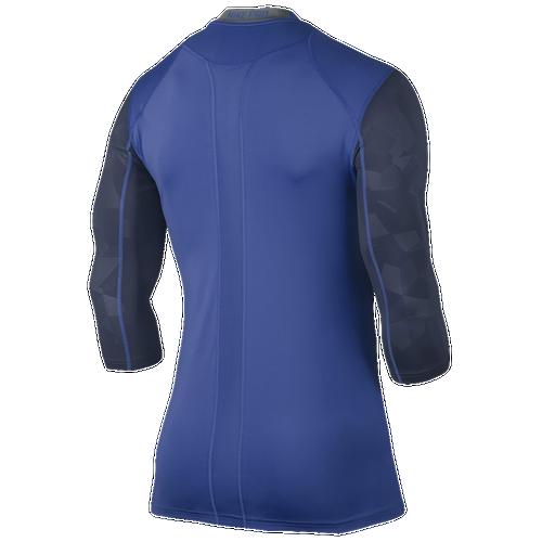 Nike Pro Cool Graphic 3 4 Sleeve Shirt Men 39 S Baseball