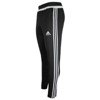 adidas Team Tiro 15 Training Pants - Men's - Black / White