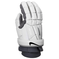 "Nike Vapor 13"" Gloves - Men's - White / Grey"