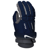 "Nike Vapor 13"" Gloves - Men's - Navy / Grey"