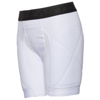 Easton Extra Protective Sliding Shorts - Boys' Grade School - White / Black