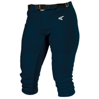 Easton Mako Softball Pants - Women's - Navy / Navy