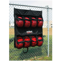 Schutt Hanging Helmet Bag - All Black / Black