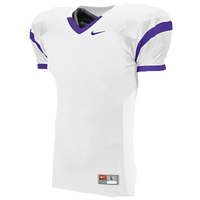 Nike Team Open Field Jersey - Men's - White / Purple