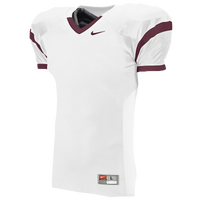 Nike Team Open Field Jersey - Men's - White / Maroon