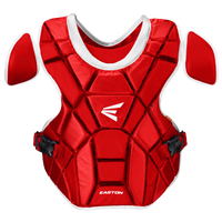Easton Mako Fastpitch Chest Protector - Women's - Red / White