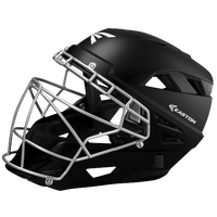 Easton M7 Catcher's Helmet - All Black / Black