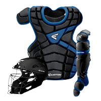 Easton M10 Catcher's Set - Youth - Black / Blue