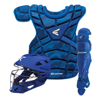 Easton M10 Catcher's Set - Youth - Blue / Blue