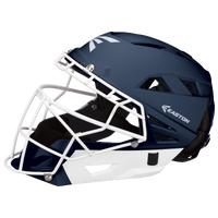 Easton Fastpitch Grip Catcher's Helmet - Women's - Navy / White