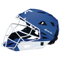 Easton Fastpitch Grip Catcher's Helmet - Women's - Blue / White