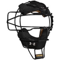 Under Armour Catcher's Pro Facemask - Men's - All Black / Black