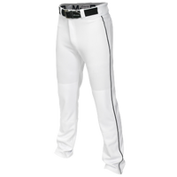 Easton Mako 2 Piped Baseball Pants - Boys' Grade School - White / Black