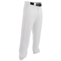Easton Rival 2 Baseball Pants - Men's - All White / White