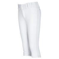Easton Prowess Pants - Girls' Grade School - All White / White